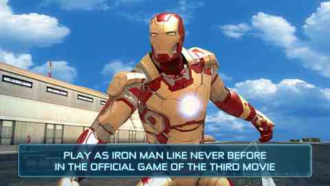 Iron Man 3 - The Official Game, iPhone Action Game Action Games, Arcade Gamess Free Download, iPhone Applications
