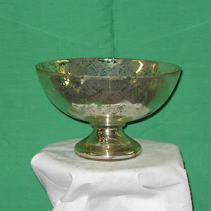 Replica Mercury Glass Bowls