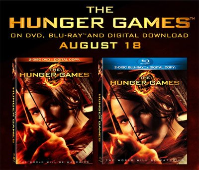 Hunger games movie release date in Brisbane