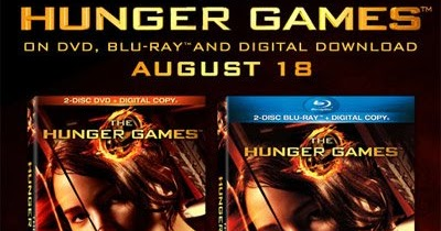 Hunger games movies release dates