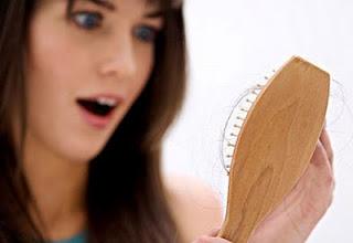 Disminuir la caida del cabello