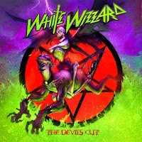 White Wizzard Play The Studio at Webster Hall on Nov. cc / 'The Devils Cut' CD Review (Earache Records)