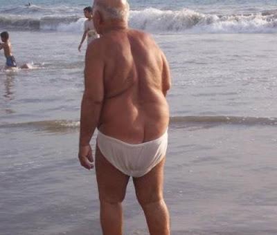 Beach Funny