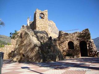 Ermita Virgen de la Peña Mijas malaga
