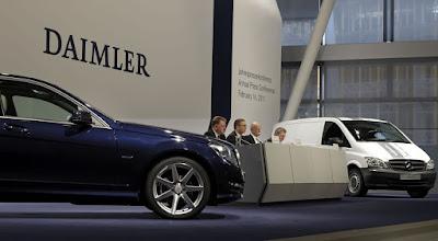 Στο Ευρωπαϊκό Δικαστήριο παραπέμπεται η Γερμανία για την Daimler