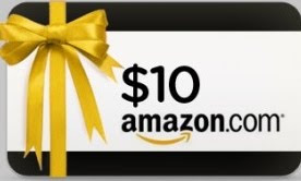 Win $10 Amazon GC