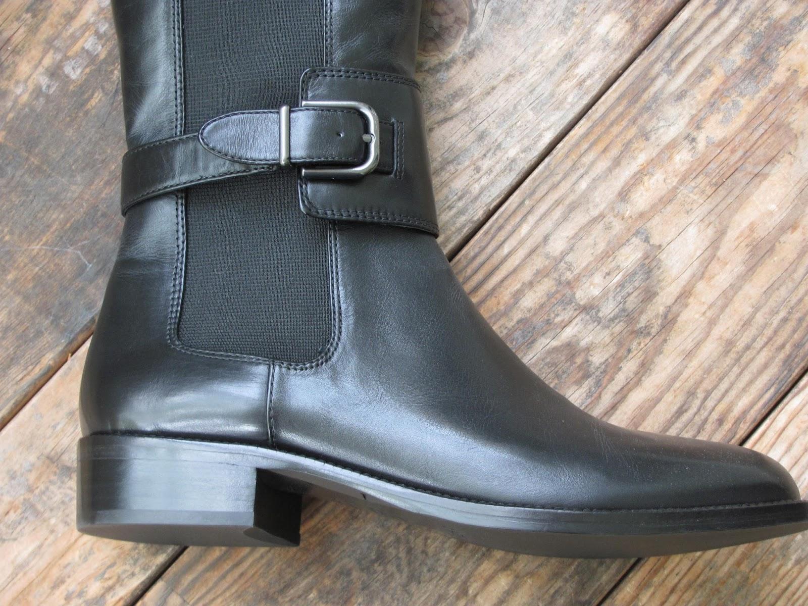 Howdy Slim! Riding Boots for Thin Calves: Via Spiga Bufu