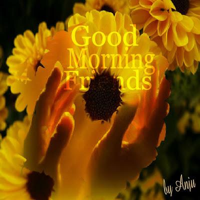 My E-CARD Blog: Good Morning Friends.