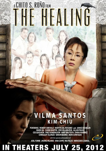 Watch Full The Healing (2012) Pinoy Movie Stream Online - Vilma Santos ~ Free Download and