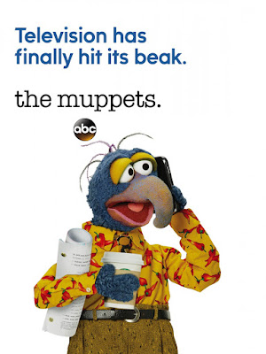 The Muppets Teaser Television Poster - Gonzo the Great
