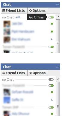 Offline Teman Facebook