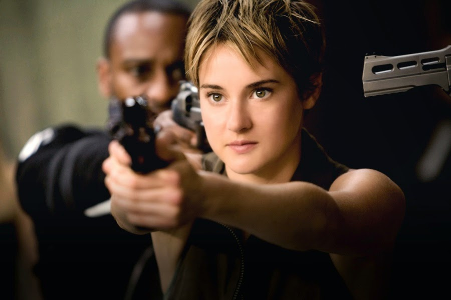 """Insurgent (2015) Movie Featurette - """"Making Of"""" With ..."""