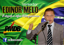 VEREADOR EDINOR MELO