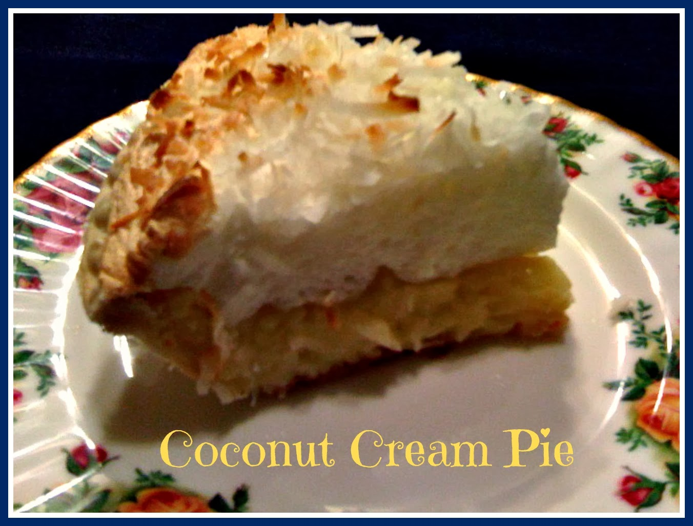 Old fashioned coconut cream pie from scratch Ultimate Coconut Cream Pie - Spend With Pennies