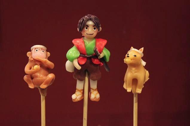 """الفن الياباني التقليدي للنحت على الحلوى""""Amezaiku"""" C6zug0l4irtiwambin80"""