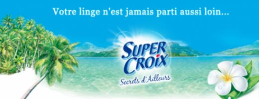 Parfum des les super croix secrets d 39 ailleurs bora bora fleur de mono et lait d 39 alo - Lessive qui sent bon longtemps sur le linge ...