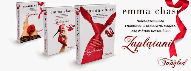 "Recenzja #66 - Emma Chase ""Zaplątani"""