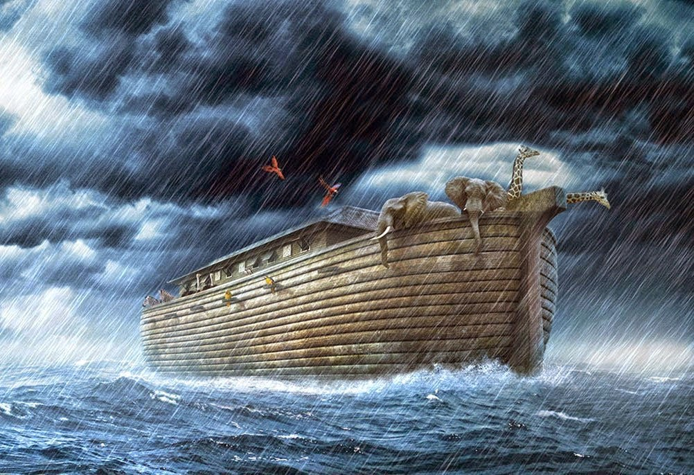 The Seven Laws of Noah