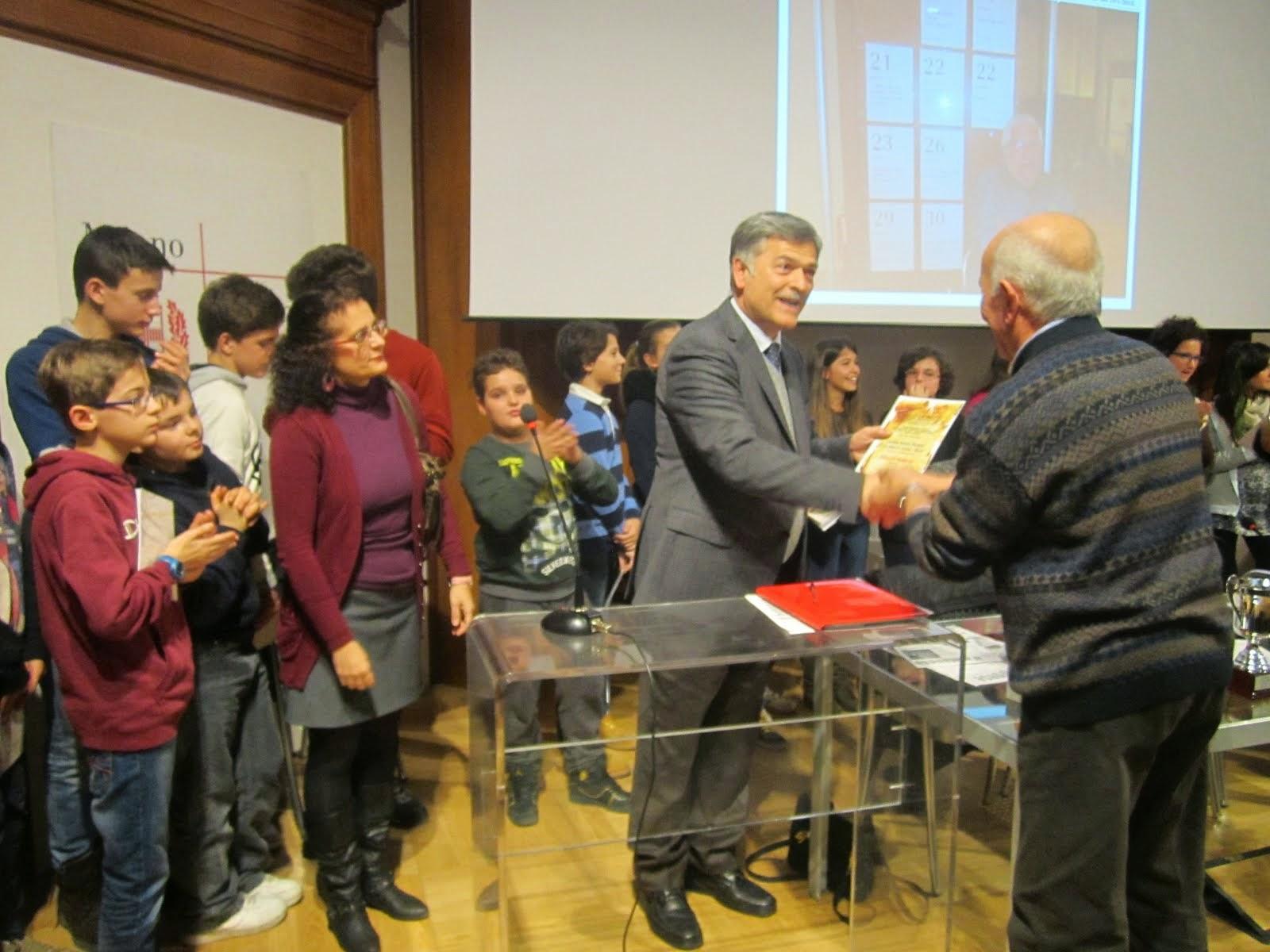Oscar e S. Oscar alla Scuola da Don Gino!
