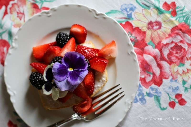Berry Season: The Charm of Home