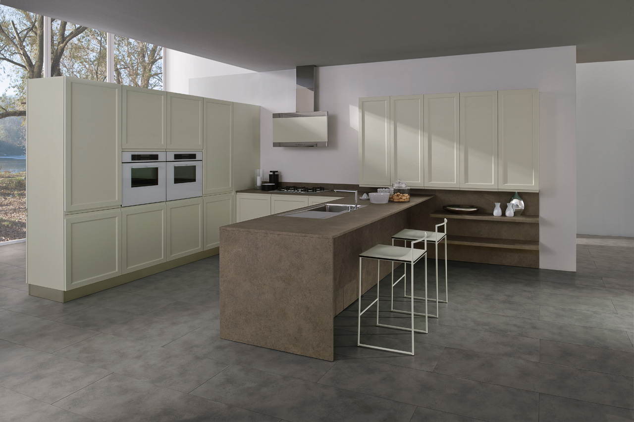 Kitchen design think tank back to the future kitchen for Muster arredamenti