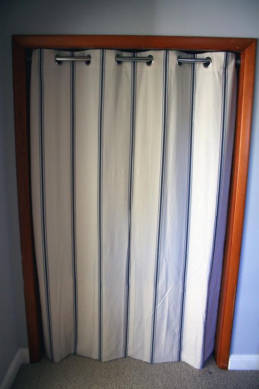 Curtains closet rod closet door curtain rod closet with curtains as