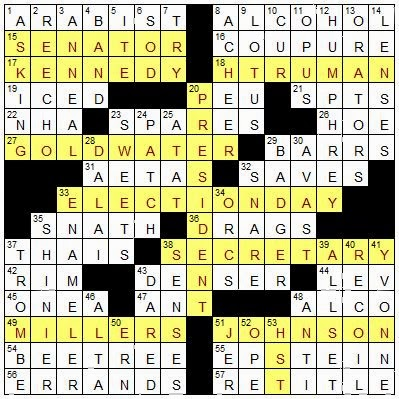 Dating Term Usually Abbreviated Crossword Puzzle Clue