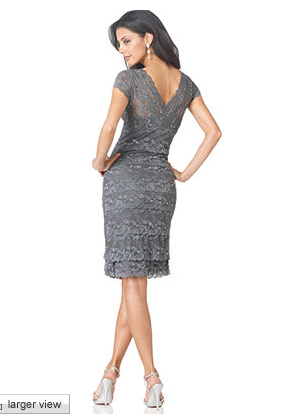 Lace Cocktail Dress on Marina Dress Cap Sleeve Lace Cocktail Dress Womens Dresses Macys2 Png