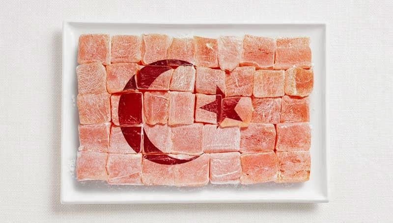Turkey - Turkish Delight (Lokum)