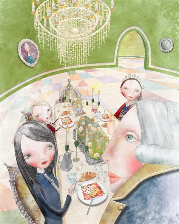 Ilustración Kosei Cawa