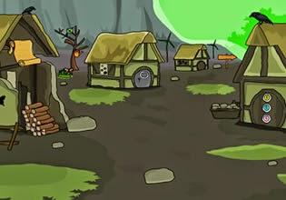 YalGames Escape From Huts