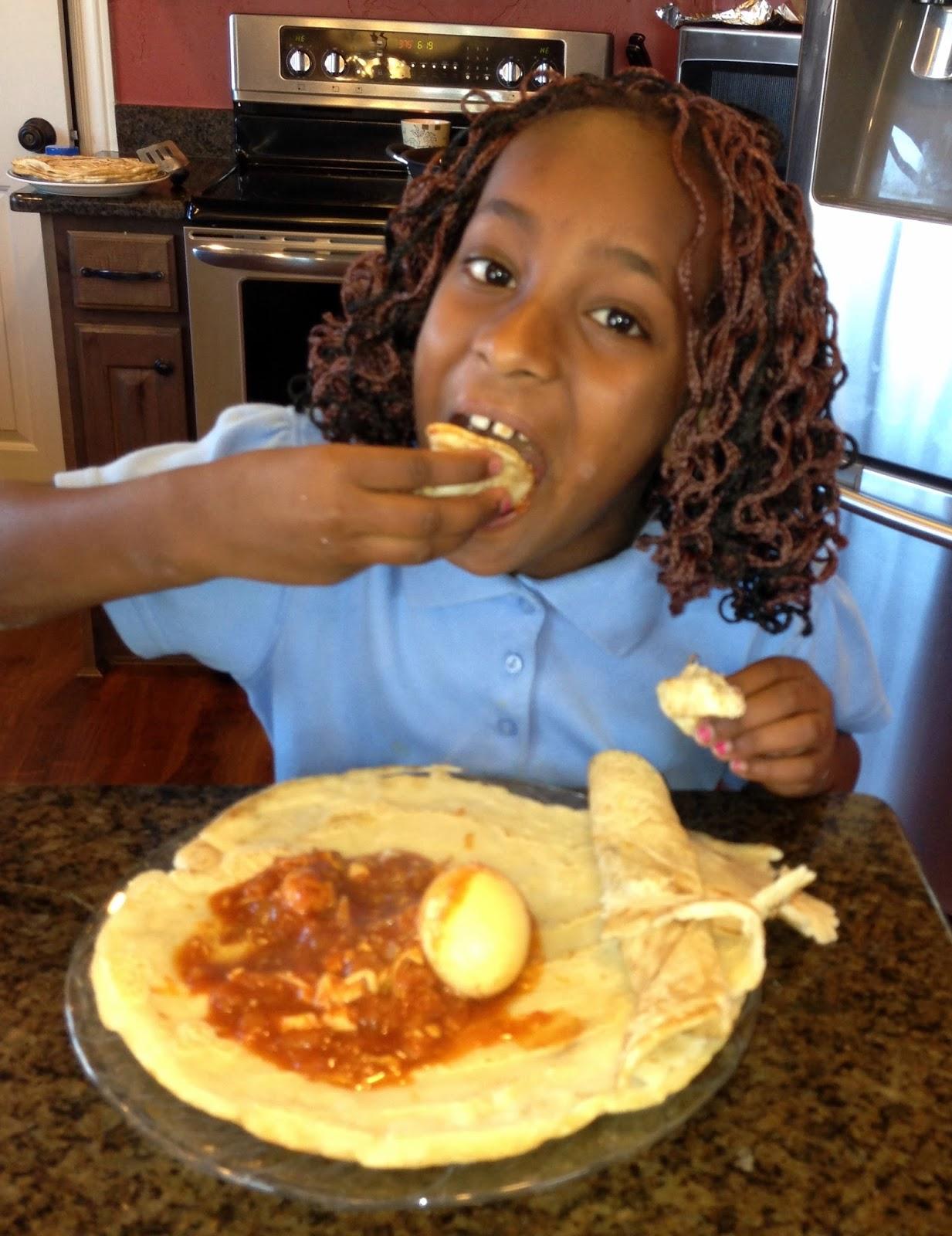 Doro Wat With Quick Injera Recipes — Dishmaps