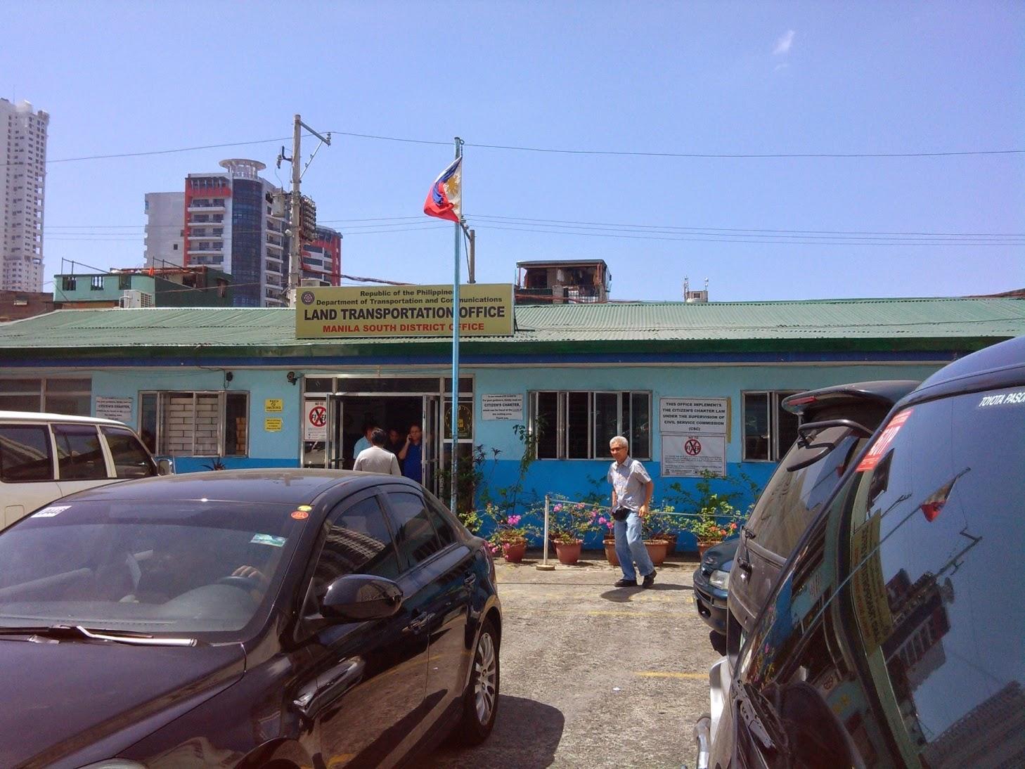 Lto manila south district office