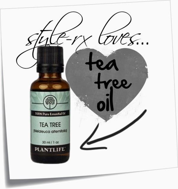 style-rx.ca: tea tree oil