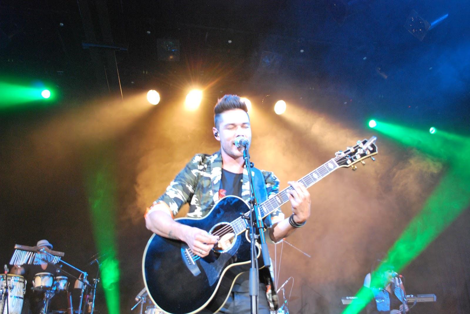 Juan Solo, en concierto