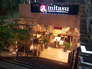 Part Time ระหวางเรียน, Part Time, Part Time ร้านอาหาร, ร้านอาหาร MITASU GRILL