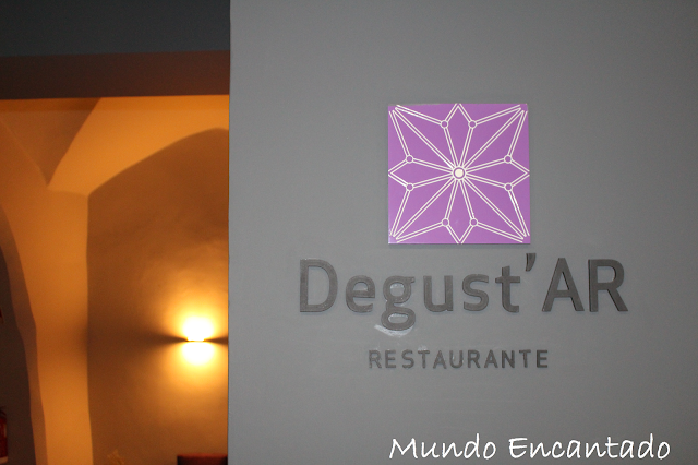 A Tulipa Recomenda - Restaurante Degust´AR em Évora.