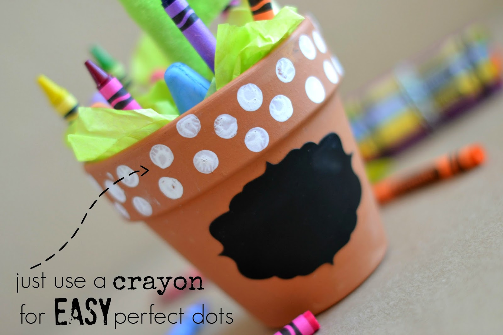 Mommy Testers, DIY art supply flower pots for kids, kids flower pot craft, easy flower pot craft, flower pot party favor