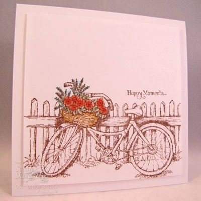 "Our Daily Bread designs ""Bicycle"" Designer Sandee Shanabrough"