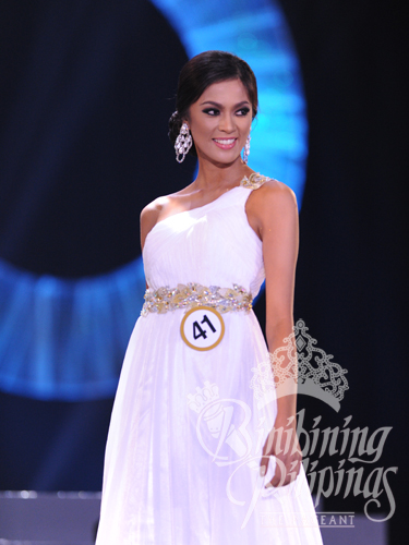 Analyzing Miss Universe- Philippines 2013- Ariella Arida