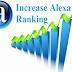 Cara Mudah Meningkatkan Ranking Alexa di Blog
