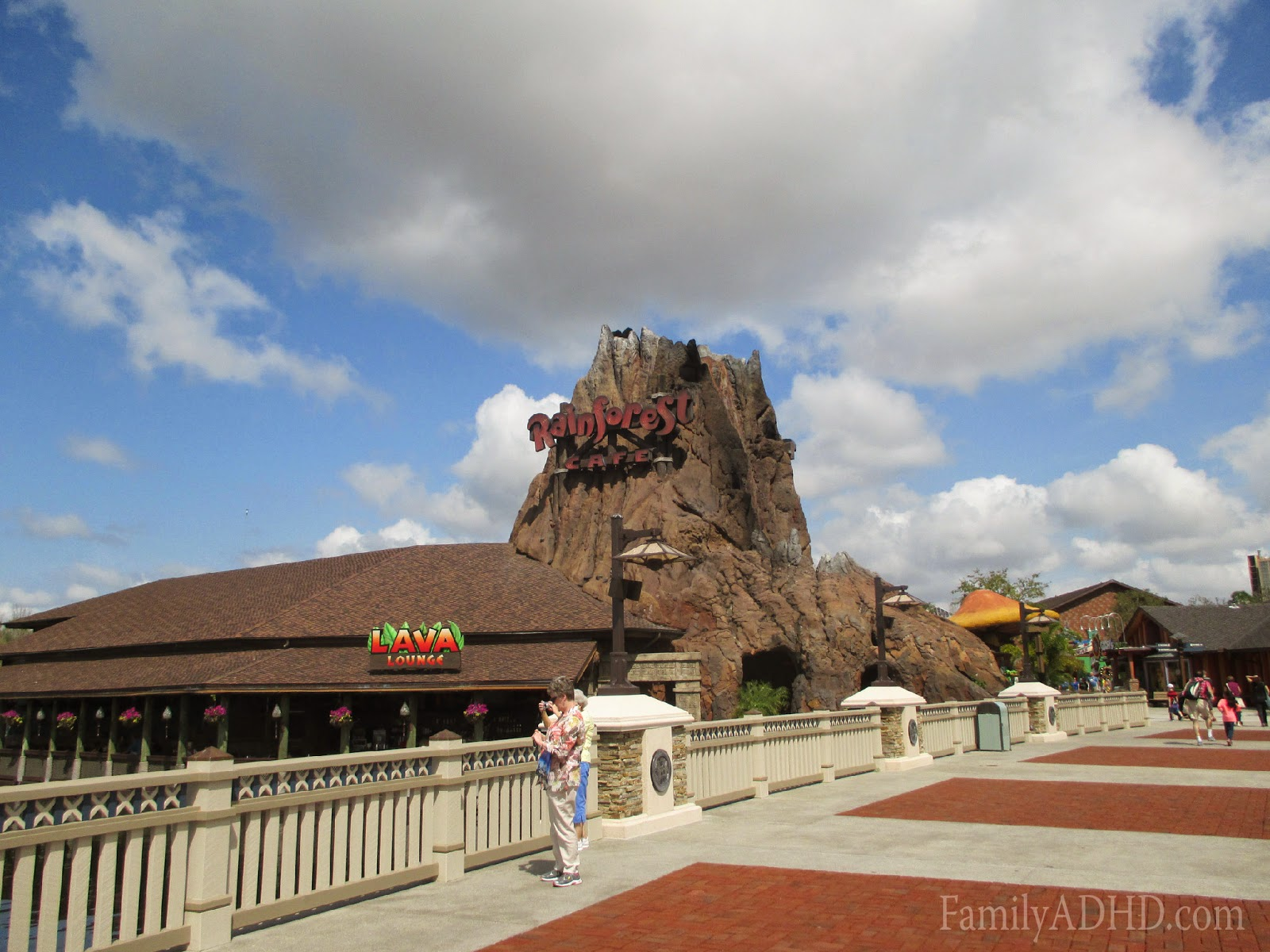 orlando family vacation downtown disney travel blog review