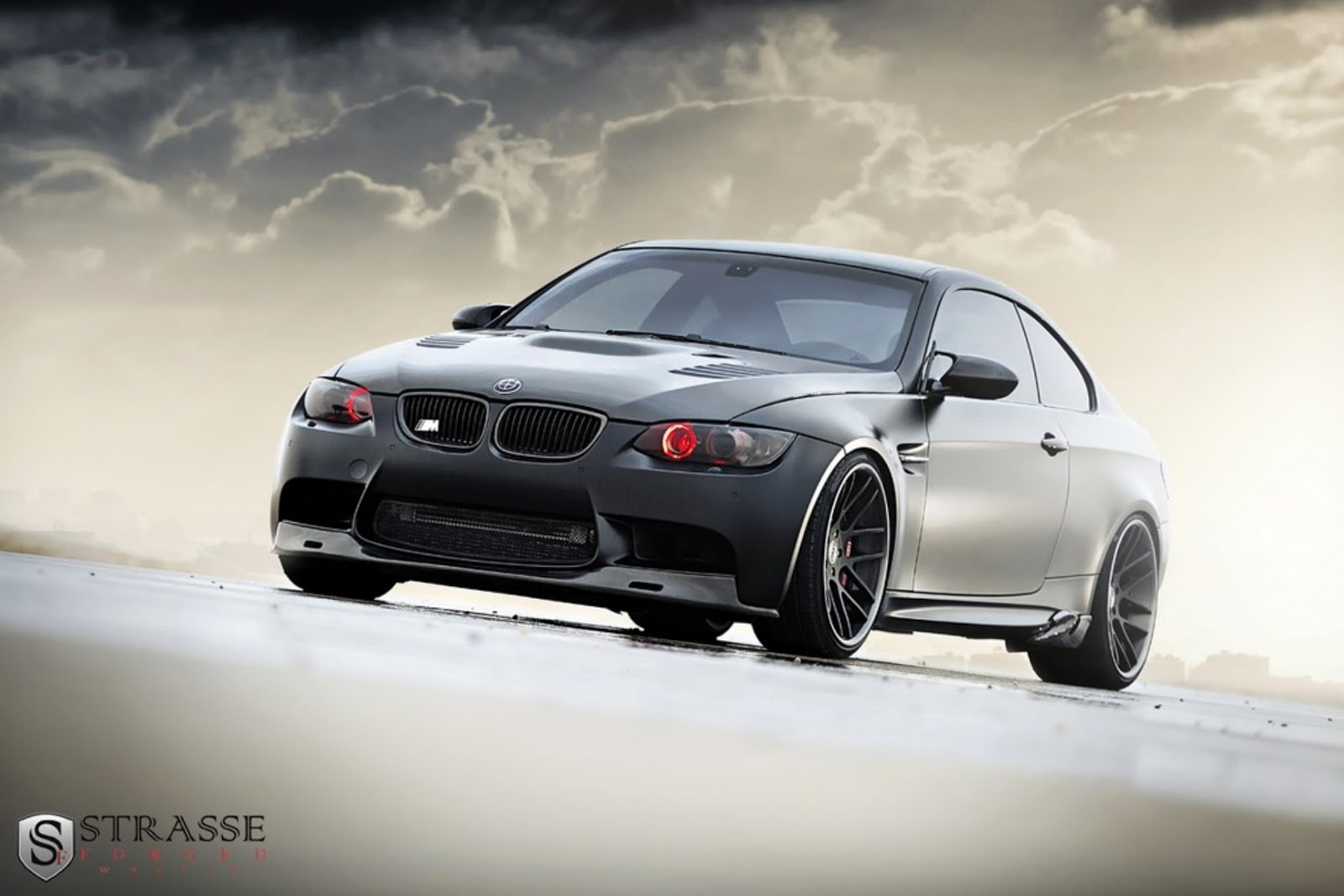 all cars nz 2012 bmw m3 e92 625hp by strasse forged. Black Bedroom Furniture Sets. Home Design Ideas
