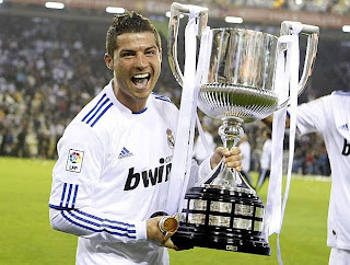 Spanish Cup-Cristiano Ronaldo 2011