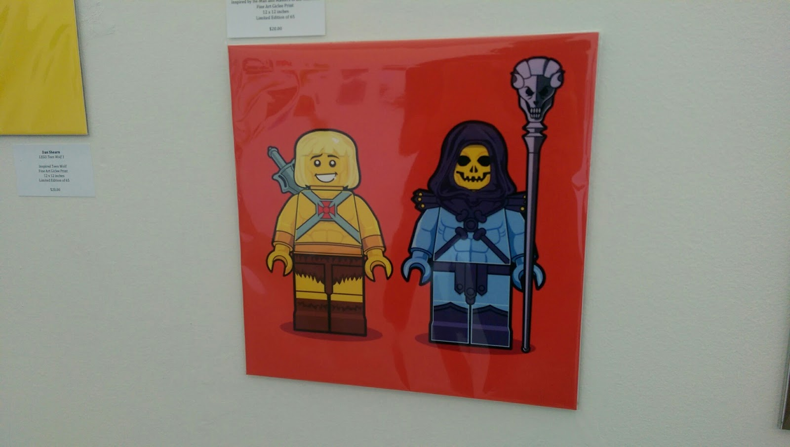 Hero Complex Gallery - LEGO Memories: Masters of the Universe