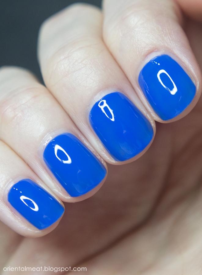 Mavala-Cobalt Blue