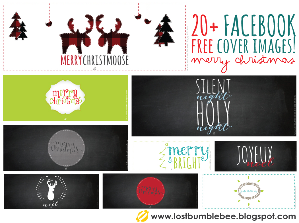 LostBumblebee: The Ever Growing Collection of Christmas Facebook ...