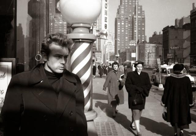 Dennis Stock, James Dean, 1953