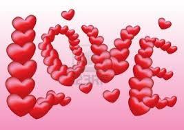 Imagenes tiernas de corazones de amor