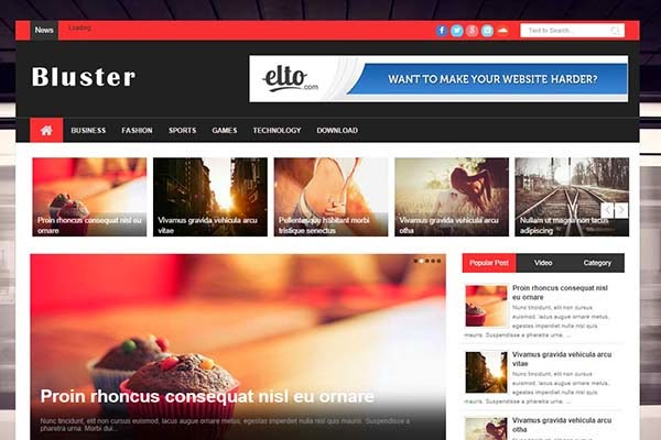 bluster-free-blogger-templates